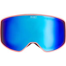 Roxy Storm Snowboard Goggles Women, fusion coral